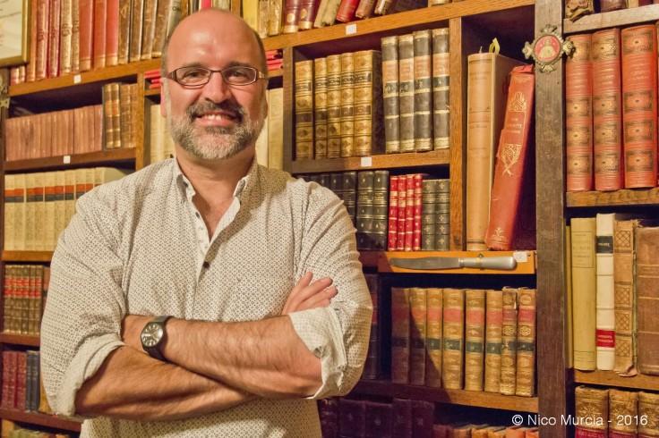 José Manuel Lucía Megías-2015-foto Nicolas Murcia